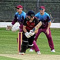 North Middlesex CC v Hampstead CC at Crouch End, Haringey, London 29.jpg