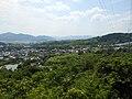 Northward of Fukumo, Omachi from Botayama.jpg