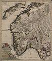 Norvegia regnum divisum in suos dioeceses Nidrosiensem… - no-nb krt 00703.jpg