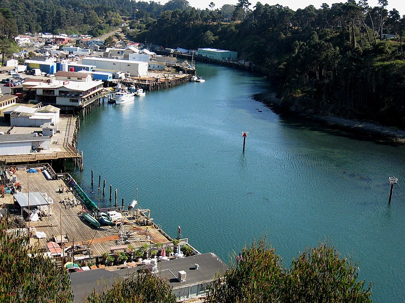 File:Noyo harbor, California.jpg