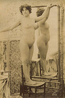 Nude before a mirror ca. 1890.jpg