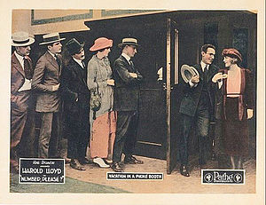 Number, Please? - Lobby card