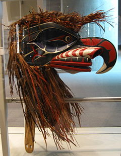 Nuxalk mask (UBC-2010)