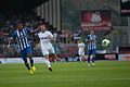OM - FC Porto - Valais Cup 2013 - deux joueurs et ballon.jpg