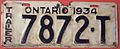 ONTARIO 1934 -TRAILER LICENSE PLATE - Flickr - woody1778a.jpg