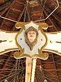 Oaks Park carousel detail and roof - Portland Oregon.jpg