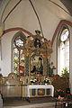 Obermarsberg-Stiftskirche-Rechter Seitenaltar.JPG