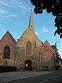 Ochtezeele - Église St-Omer - Façade.JPG