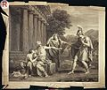 Oedipus at Colonus. Engraving by Antoine-Al Wellcome L0032547.jpg