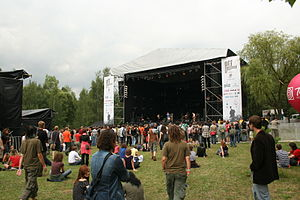 Off Festival - Image: Off Festival duża scena p 032