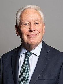 Official portrait of Sir Robert Neill MP crop 2.jpg