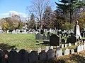 Old Burying Ground, November 2010, Lexington MA.jpg