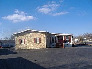 Old L & N Station - Image: Old L & N Station Bardstown 2