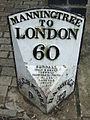 Old Milepost - geograph.org.uk - 1442039.jpg