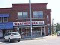 Old Storefronts in Brooklyn, Michigan (9551613214).jpg