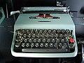 Olivetti Typewriter - Flickr - plindberg.jpg