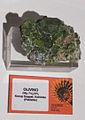 Olivino - Exposición Tesoros en las rocas Museo Elder Las Palmas de Gran Canaria (5269472923).jpg