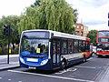 Olympic Stagecoach Events (Western) Enviro E200. 36140,SF10 BZS Clapton Pond London E5. (7678327786).jpg
