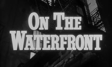 Archivo:On the Waterfront trailer (1954).webm