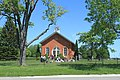One Room Schoolhouse Plymouth Michigan - panoramio.jpg