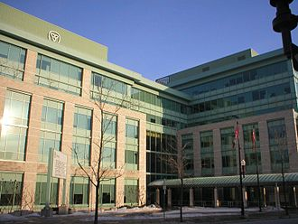 Ministry of Natural Resources and Forestry - Image: Ontario Ministry of Natural Resources Offices Peterborough