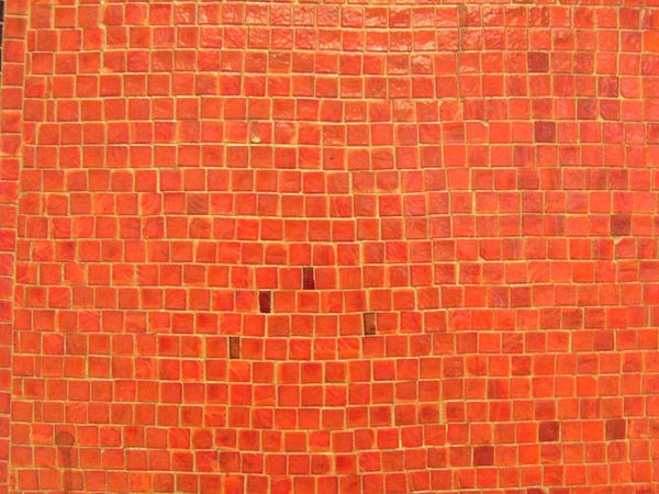 Orange mosaic wall.jpg