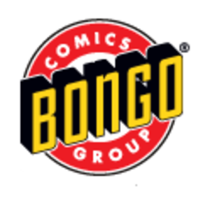 Bongo Comics Group - The original Bongo Comics logo.