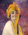 Oscar Pereira da Silva - 1930 - Mulher de Turbante.jpg