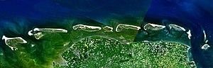 East Frisian Islands - Image: Ostfriesische Inseln 2