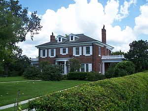 Wheeler-Evans House - Image: Oviedo Wheeler Evans House 03