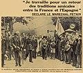 Pétain ambassadeur en Espagne - Excelsior 26 juillet 1939.jpg