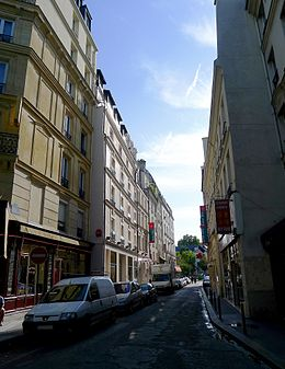 Image illustrative de l'article Rue Saint-Laurent (Paris)