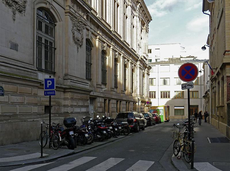 Fichier:P1220762 Paris X rue Pierre-Bullet rwk.jpg