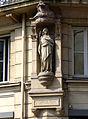 P1240966 Paris Ier place Ste-Opportune statue rwk.jpg