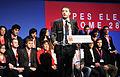 PES-Kongress mit Bundeskanzler Werner Faymann in Rom (12899722993).jpg