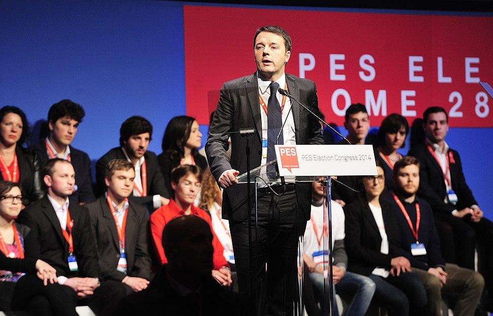PES-Kongress mit Bundeskanzler Werner Faymann in Rom (12899722993)