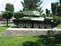 PL Czarnkow tank T-34 2011 No02.JPG