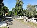 POL Bielsko-Biała Kamienica Cmentarz parafii Małgorzaty 1.JPG