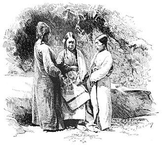 Native American women in Colonial America - Native American women