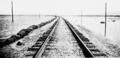PSM V70 D016 Sandbags along s p track looking west jul 16 1905.png