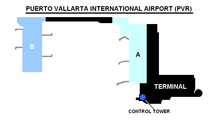 Sân bay quốc tế Licenciado Gustavo Díaz Ordaz