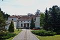 Pałac w Łojdach (przód).JPG