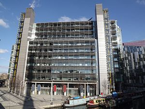 Marks & Spencer - Waterside House, 35 North Wharf Road, London