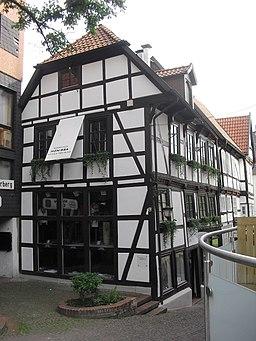 Weberberg in Paderborn