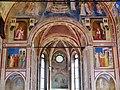 Padova Cappella degli Scrovegni Innen Chorfresken 1.jpg