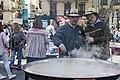 Paella a la Plaça de la Reina, Falla Tio Pep 10.jpg