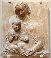 Pagno di lapo portigiani (attr.), madonna col bambino, 1450 ca.JPG