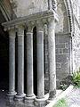 Paimpol (22) Abbaye de Beauport Salle capitulaire 02.JPG