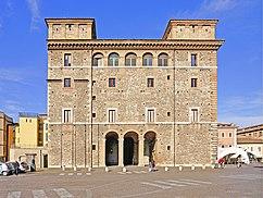 Palacio Spada, Terni (1555-1576)