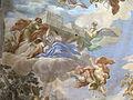 Palazzo corsini, sala del trono, volta dipinta da a.d. gabbiani (a secco) 03 modello di palazzo corsini.JPG